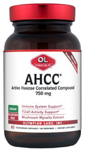 AHCC Olympian Labs 750mg