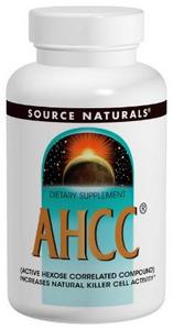 AHCC Source Naturals 500mg