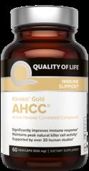 AHCC Kinoko Gold 500s