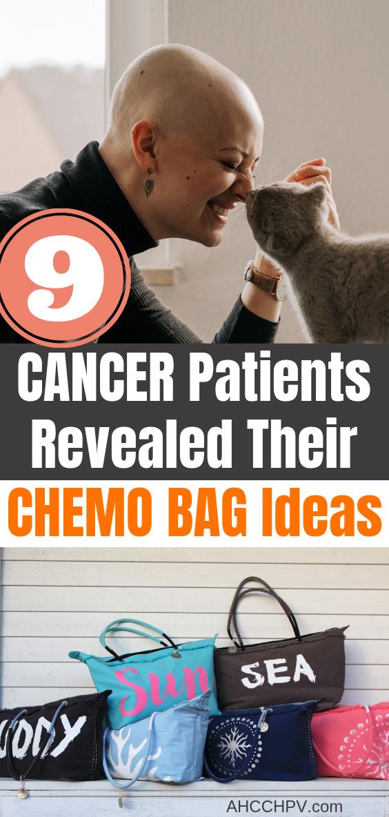 Chemo Bag Survival Kit Ideas