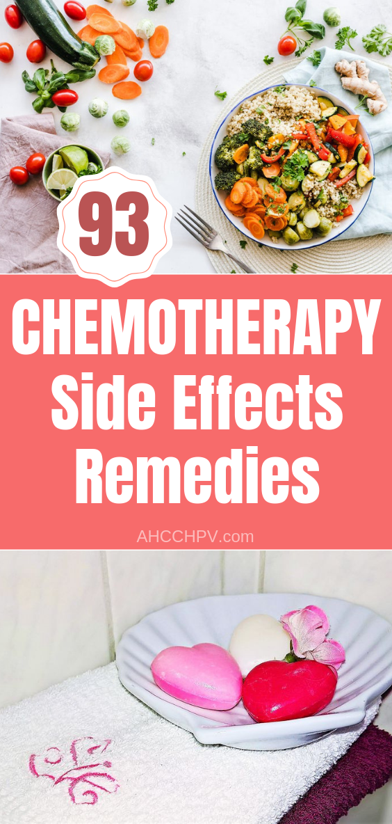 Chemotherapy Side Effects Remedies Tips