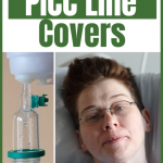 Waterproof Chemo PICC Line Covers for Shower